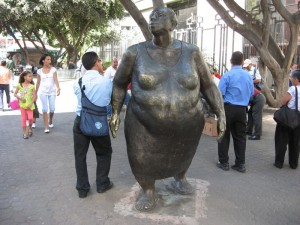"""Памятник """"любимой женщине"""""""